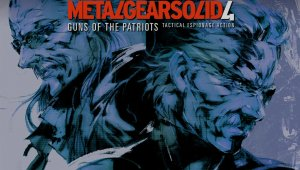 Metal Gear Solid IV confirmado en versión digital para PlayStation 3