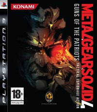 Metal Gear Solid 4: Guns of the Patriots Playstation 3