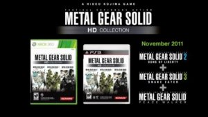 [E311] Detalles de Zone of the Enders Collection y Metal Gear Solid Collection [Xboxgo]