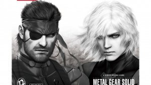 Metal Gear Solid HD Collection resucita a PSVita