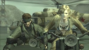 Metal Gear Solid HD Collection estaría en camino para PlayStation 4
