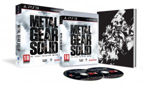 Metal Gear Solid: The Legacy Collection saldrá el 13 de septiembre