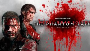 Metal Gear Solid V: The Phantom Pain recibe una nueva actualización