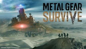 Metal Gear Survive sigue previsto para 2017