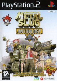 Metal Slug Anthology Playstation 2