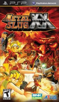 Metal Slug Double XX PSP