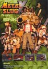 Metal Slug X Recreativa
