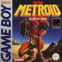 Metroid II: Return Of Samus Game Boy
