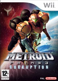 Metroid Prime 3: Corruption Wii