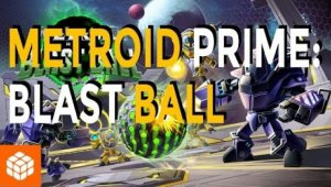 Descubriendo Blast Ball, el divertido modo alternativo de Metroid Prime: Federation Force