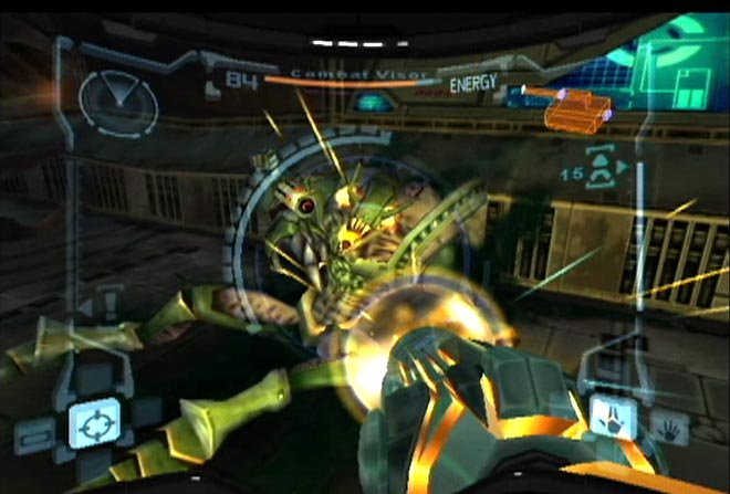 Metroid Prime Play On Wii
