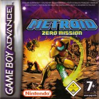 Metroid: Zero Mission Game Boy Advance