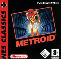 Metroid Game Boy Advance