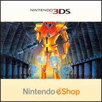 Metroid Nintendo 3DS