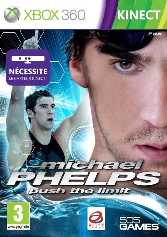 Michael Phelps: Push Limit