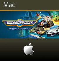 Micro Machines: World Series Mac