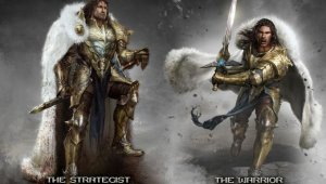 Ubisoft necesita tu opinión para la figura de Might & Magic Heroes VII