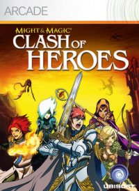 Might & Magic Clash of Heroes Xbox 360
