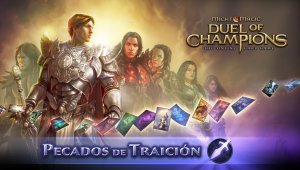 Nueva expansión a la vista para Might & Magic: Duel of Champions