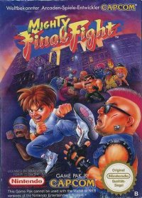Mighty Final Fight NES