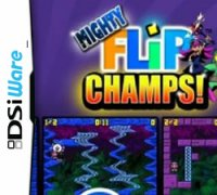 Mighty Flip Champs Nintendo DS