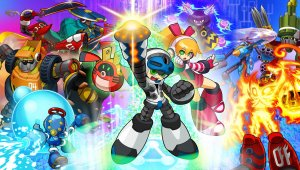 Mighty Nº9 sigue previsto para Nintendo 3DS y PS Vita