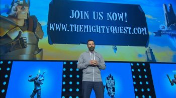 [E3] 'The Mighty Quest for Epic Loot', nuevo título F2P de la mano de Ubisoft