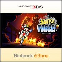 Mighty Switch Force! 2 Nintendo 3DS