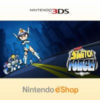 Mighty Switch Force Nintendo 3DS