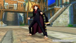 Cuarto DLC veraniego para One Piece Unlimited World Red