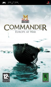 Military History Commander Europe at War PSP