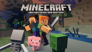 Minecraft: New Nintendo 3DS Edition se actualiza con modo multijugador local