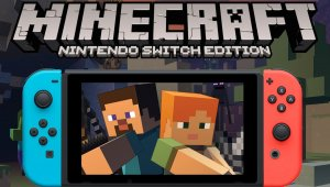 Minecraft Nintendo Switch Edition recibe la actualización 15
