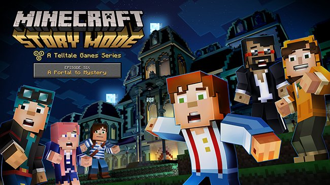 Minecraft: Story Mode - A Telltale Games Series