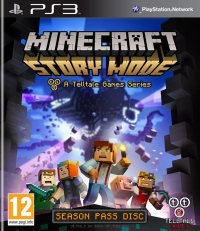 Minecraft: Story Mode - A Telltale Games Series PS3
