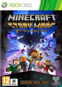 Minecraft: Story Mode - A Telltale Games Series Xbox 360