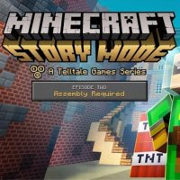 Minecraft: Story Mode - Episode 2: Assembly Required PS3