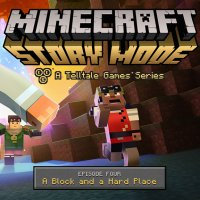 Minecraft: Story Mode - Episode 4: A Block and a Hard Place Xbox 360