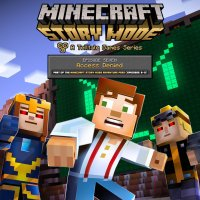 Minecraft: Story Mode - Episode 7: Access Denied PS4