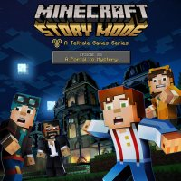 Minecraft: Story Mode - Episodio 6: A Portal to Mystery PS4