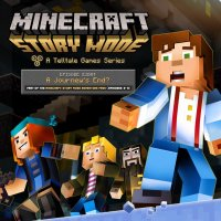 Minecraft: Story Mode - Episodio 8: A Journey's End? PS4