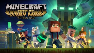 Minecraft: Story Mode - Season Two llegará a Nintendo Switch el próximo 10 de agosto