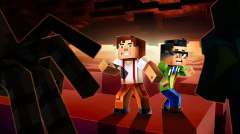 Minecraft: Story Mode - Season Two anuncia la llegada de su tercer episodio