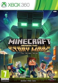 Minecraft Story Mode - Season Two Xbox 360
