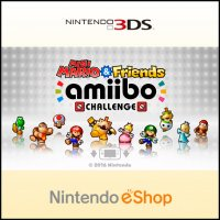 Mini Mario & Friends: amiibo Challenge Nintendo 3DS