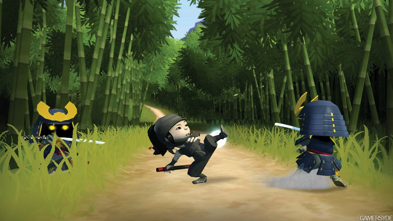 Mini Ninjas PS3 - JuegosADN