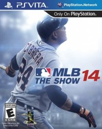 MLB 14: The Show PS Vita