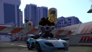 Pack gratuito para Mod Nation Racers