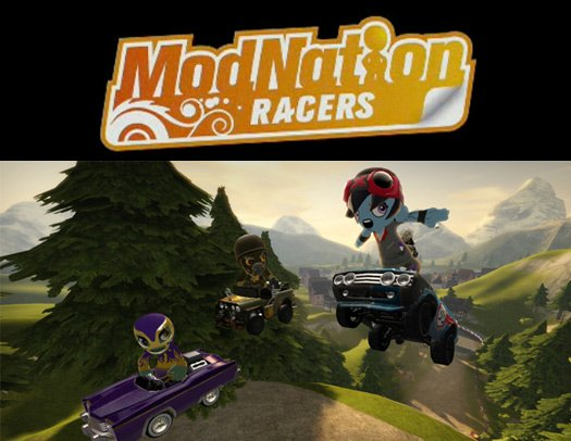 Modnation Racers (VITA)