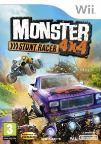 Monster 4x4: Stunt Racer Wii